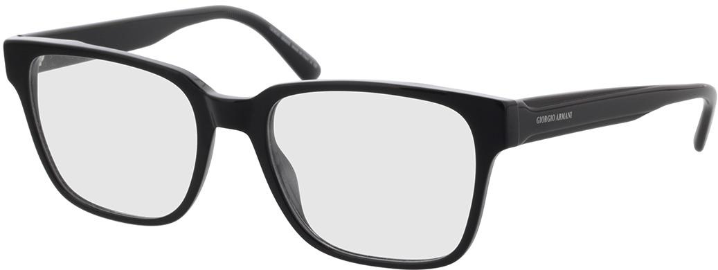 Picture of glasses model Giorgio Armani AR7209 5001 55 in angle 330