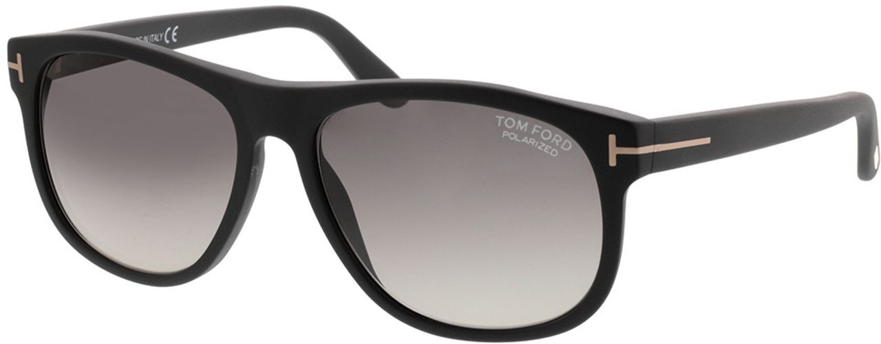 Picture of glasses model Tom Ford Olivier FT 0236 02D in angle 330