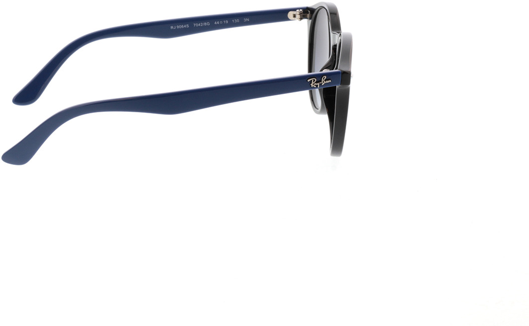 Picture of glasses model Ray-Ban Junior RJ9064S 70428G 44-19 in angle 90