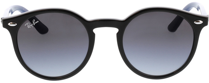 Picture of glasses model Ray-Ban Junior RJ9064S 70428G 44-19 in angle 0
