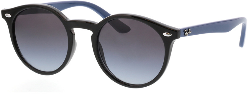 Picture of glasses model Ray-Ban Junior RJ9064S 70428G 44-19 in angle 330