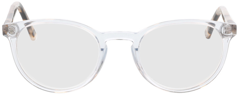 Picture of glasses model Maya-transparent in angle 0