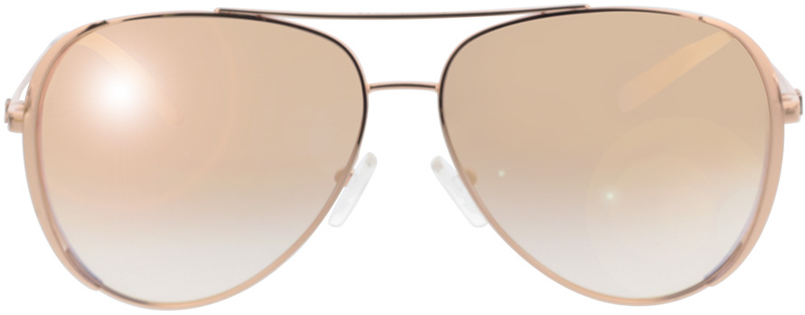 Picture of glasses model Michael Kors MK1101B 11086F 60-13 in angle 0