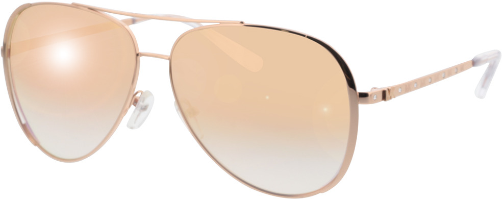 Picture of glasses model Michael Kors MK1101B 11086F 60-13 in angle 330