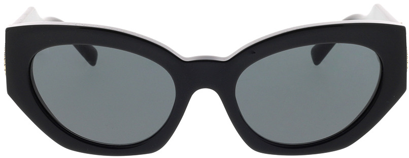 Picture of glasses model Versace VE4376B GB1/87 54-19 in angle 0