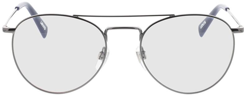 Picture of glasses model Levi's LV 1006 KJ1 52-19 in angle 0
