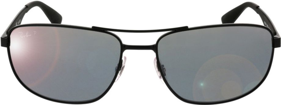 Picture of glasses model Ray-Ban RB3528 006/82 61-17 in angle 0