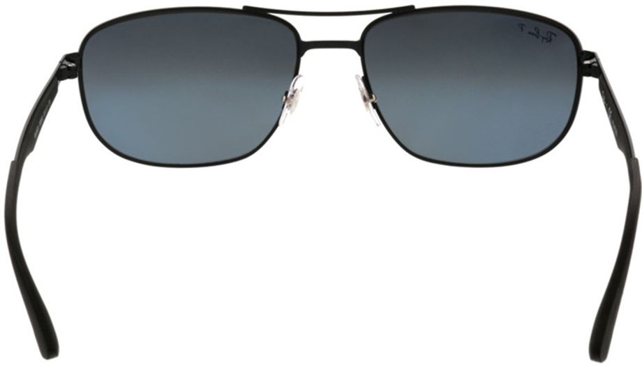 Picture of glasses model Ray-Ban RB3528 006/82 61-17 in angle 180