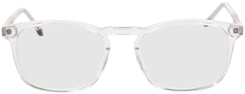 Picture of glasses model Volano transparant in angle 0