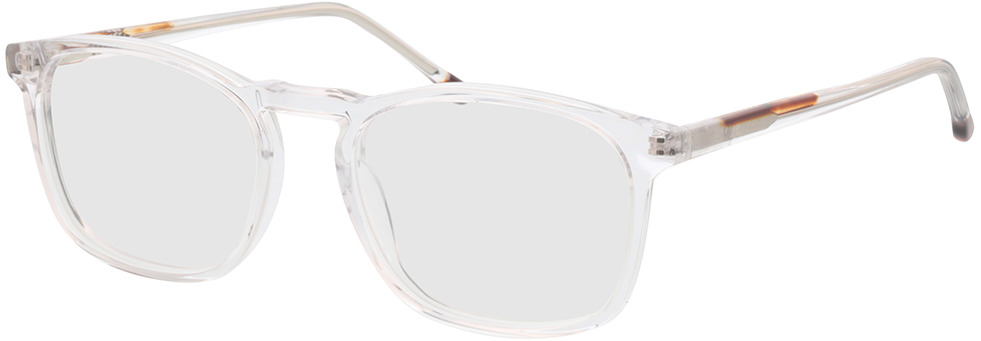 Picture of glasses model Volano transparant in angle 330