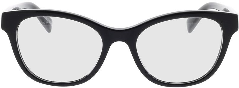 Picture of glasses model Emporio Armani EA3162 5001 52-18 in angle 0