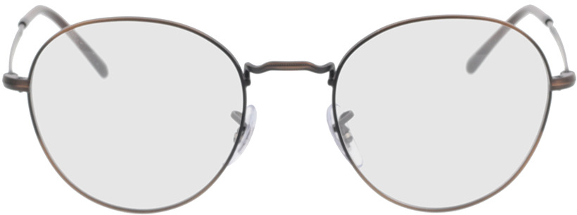 Picture of glasses model Ray-Ban RX3582V 3120 51-20 in angle 0