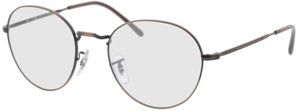 Picture of glasses model Ray-Ban RX3582V 3120 51-20 in angle 330