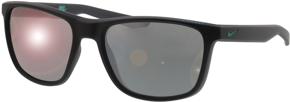 Picture of glasses model Nike UNREST EV0921 400 57-19 in angle 330