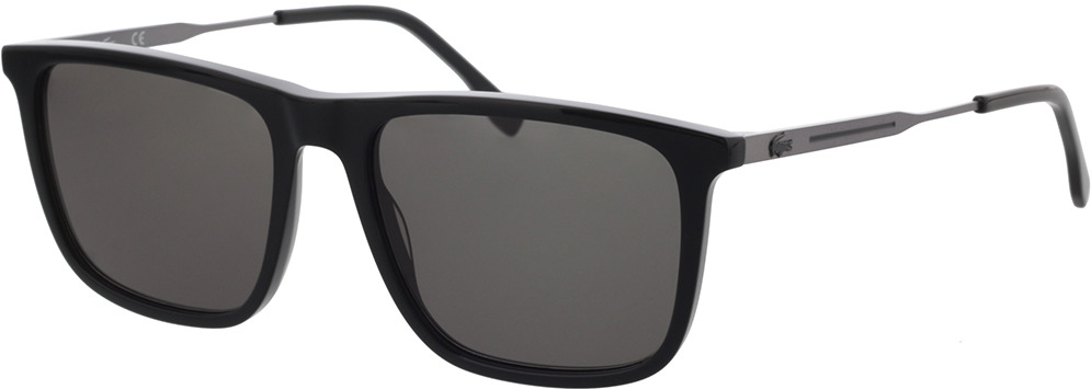 Picture of glasses model Lacoste L945S 001 55-17 in angle 330