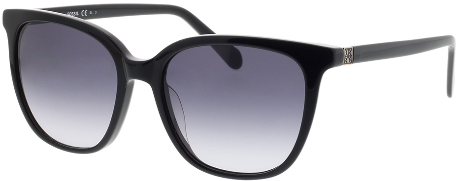 Picture of glasses model Fossil FOS 2094/G/S 807 53-18 in angle 330