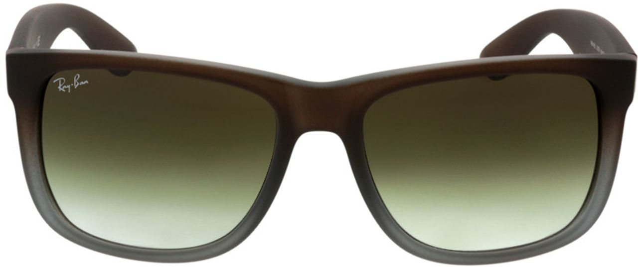 Picture of glasses model Ray-Ban Justin RB4165 854/7Z 54-16 in angle 0