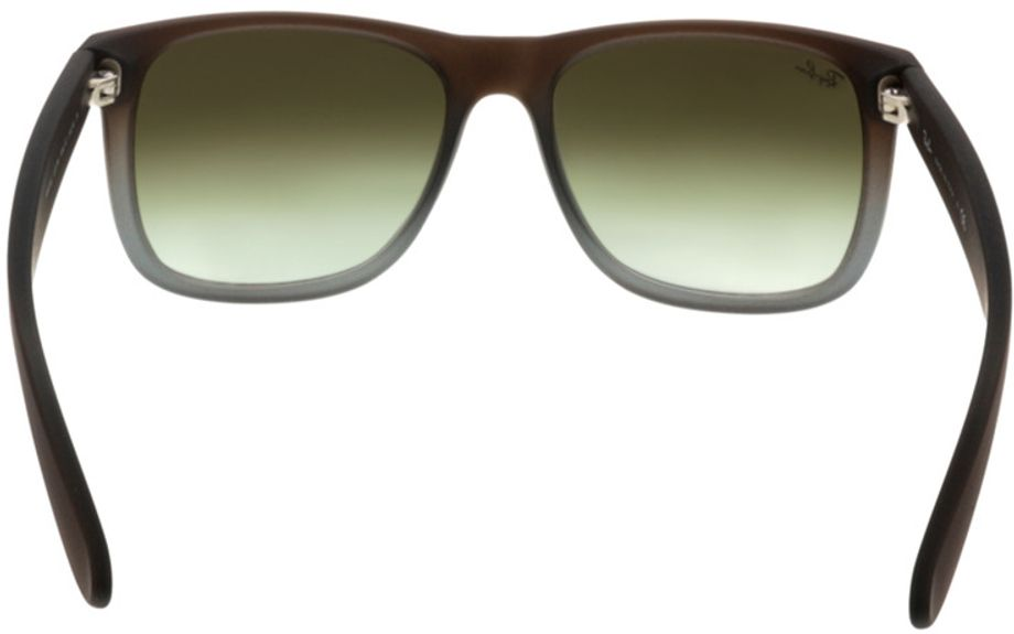 Picture of glasses model Ray-Ban Justin RB4165 854/7Z 54-16 in angle 180