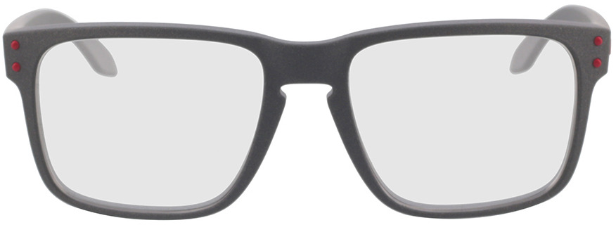 Picture of glasses model Oakley Holbrook RX OX8156 815609 56-18 in angle 0