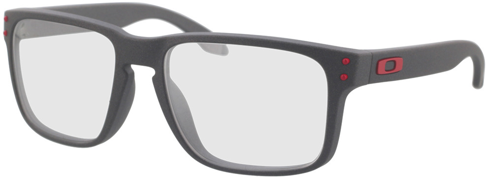 Picture of glasses model Oakley Holbrook RX OX8156 815609 56-18 in angle 330