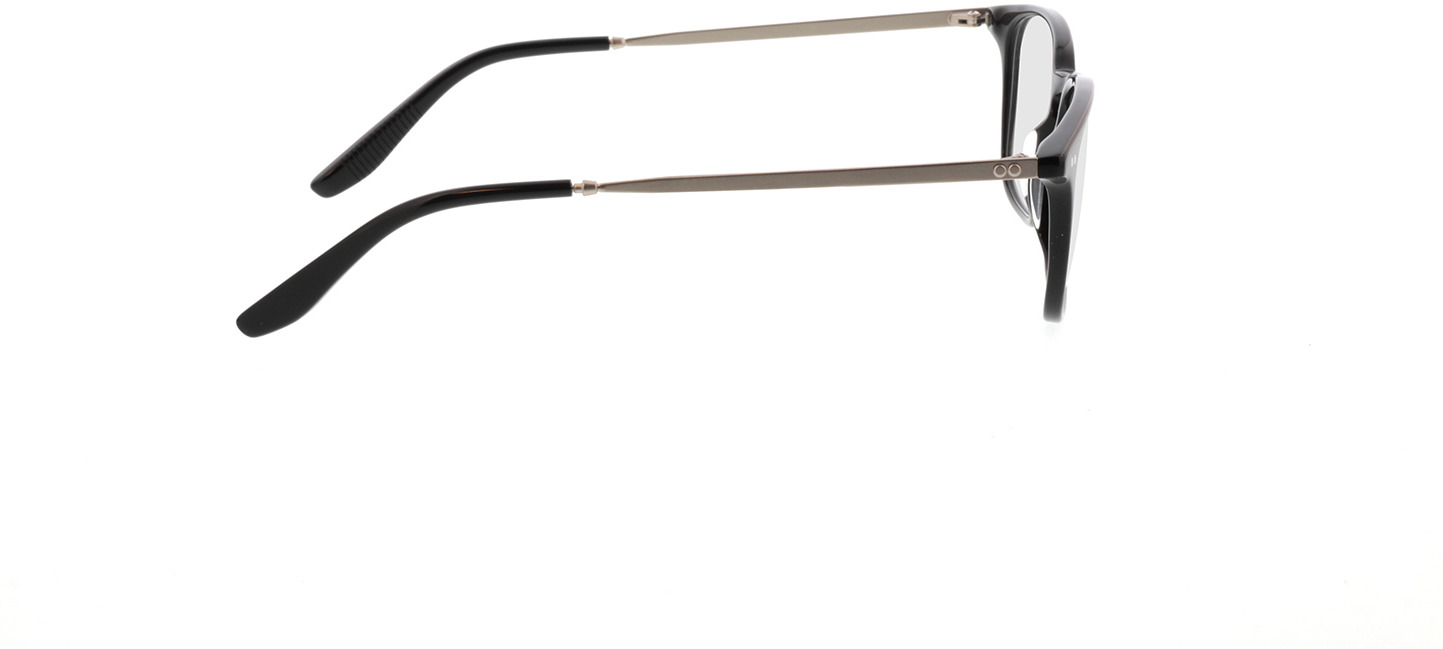 Picture of glasses model Libero-schwarz in angle 90