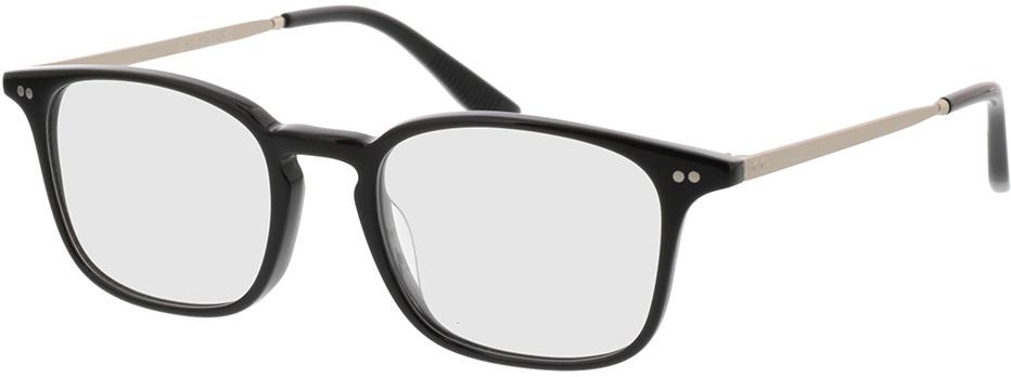 Picture of glasses model Libero-schwarz in angle 330