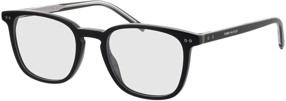 Picture of glasses model Tommy Hilfiger TH 1814 807 51-20 in angle 330