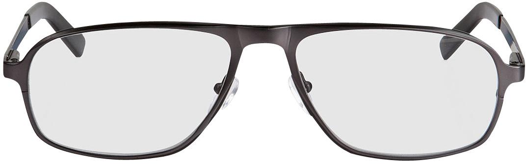 Picture of glasses model Tornio zwart in angle 0