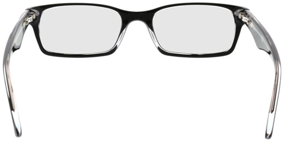 Picture of glasses model Ray-Ban RX5206 2034 52-18 in angle 180
