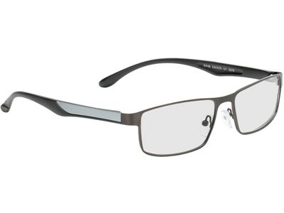 Brille Bolton-anthrazit/silber