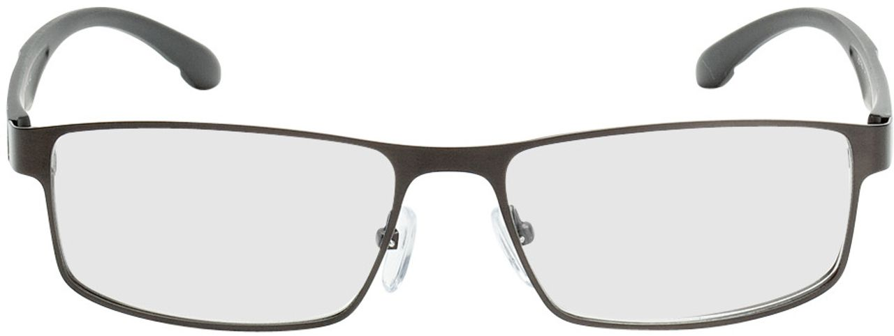Picture of glasses model Bolton-anthrazit/silber in angle 0