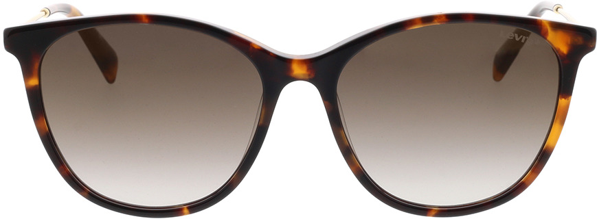 Picture of glasses model Levi's LV 5006/S 05L 55-16 in angle 0
