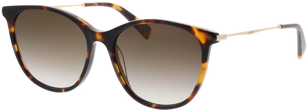 Picture of glasses model Levi's LV 5006/S 05L 55-16 in angle 330