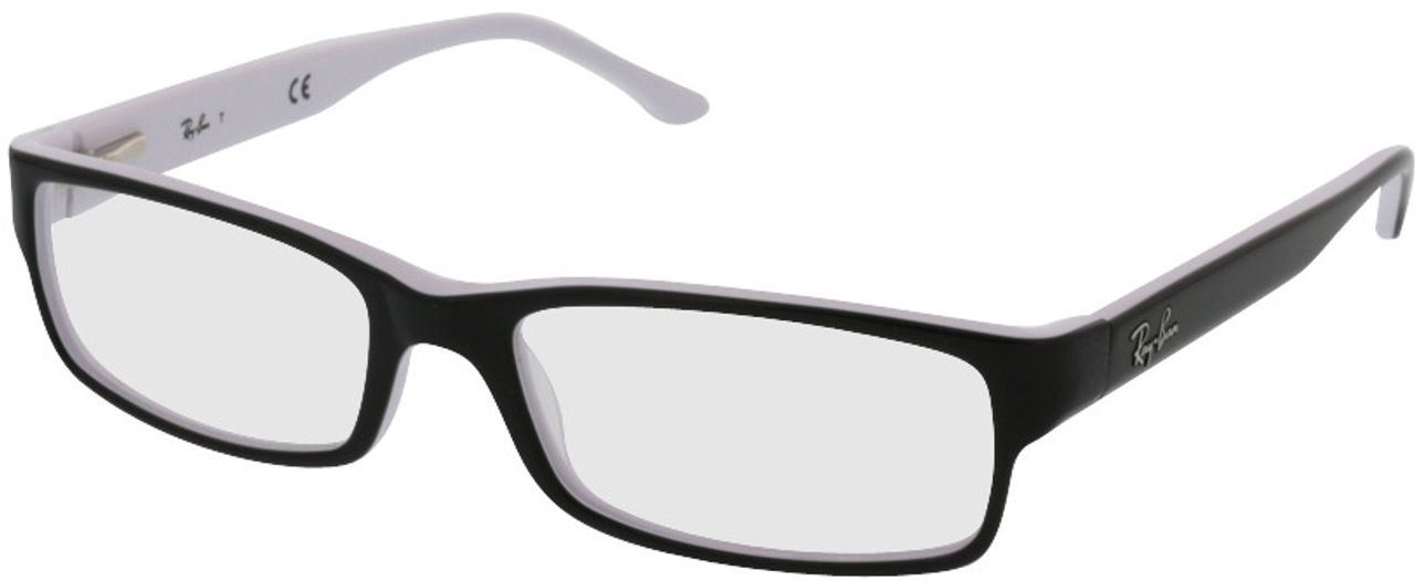 Picture of glasses model Ray-Ban RX5114 2097 52-16 in angle 330