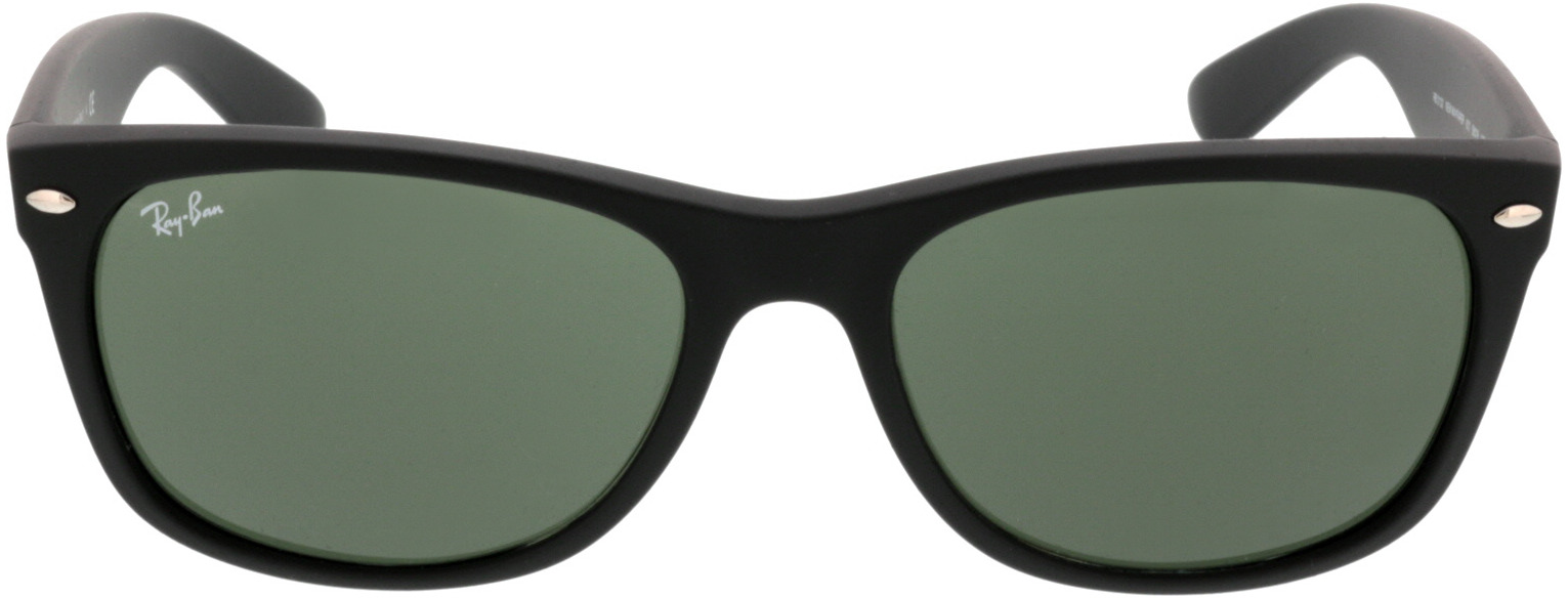 Picture of glasses model Ray-Ban New Wayfarer RB2132 622 58-18 in angle 0