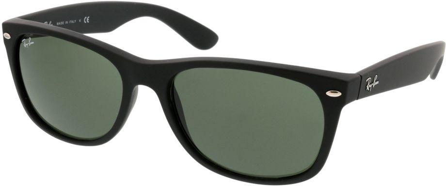 Picture of glasses model Ray-Ban New Wayfarer RB2132 622 58-18 in angle 330