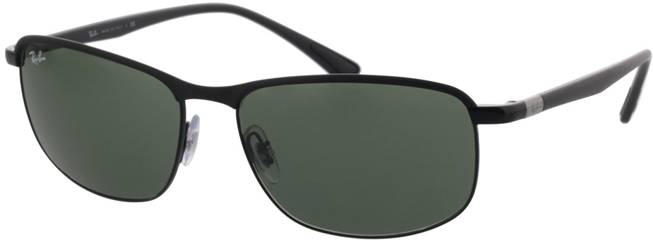 Picture of glasses model Ray-Ban RB3671 186/31 60-16 in angle 330