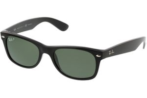 Ray-Ban New Wayfarer RB2132 901/58 52-18