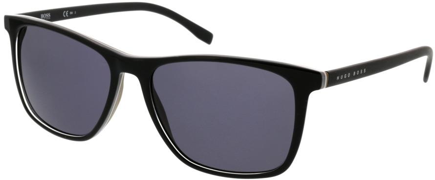 Picture of glasses model Hugo Boss Black Boss 0760/S QHI 55 16 in angle 330