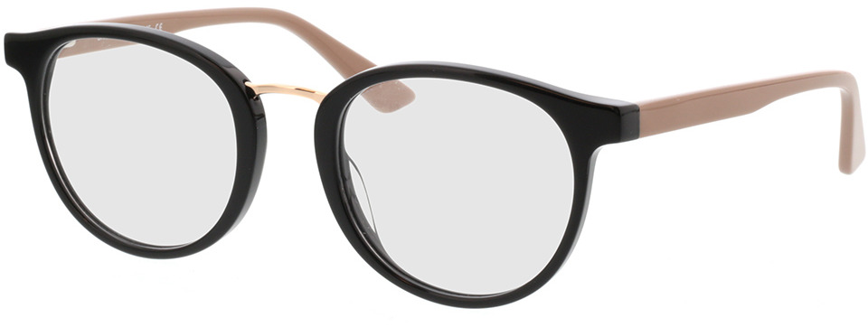Picture of glasses model Sarina-noir/beige in angle 330