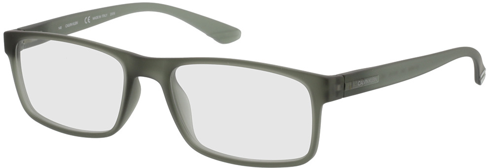 Picture of glasses model Calvin Klein CK19569 329 55-18 in angle 330