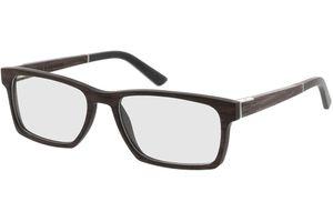 Optical Maximilian black oak 57-18