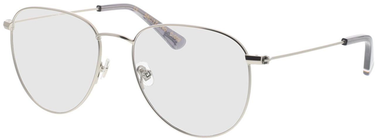 Picture of glasses model Superdry SDO Mackensie 002 silver 54-17 in angle 330