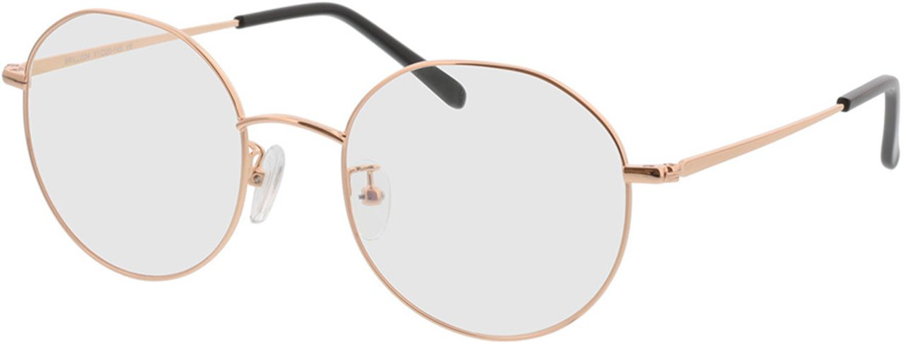 Picture of glasses model Casablanca-copper in angle 330