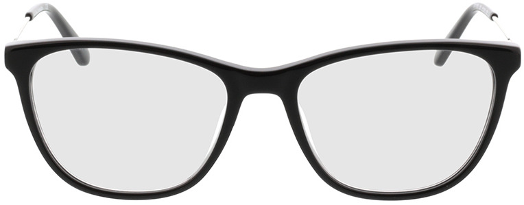 Picture of glasses model Calvin Klein CK38055 001 51-16 in angle 0