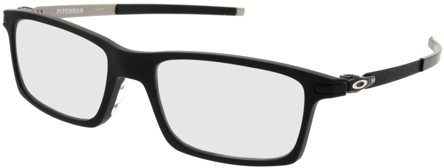 Picture of glasses model Oakley Pitchman OX8050 01 53-18 in angle 330