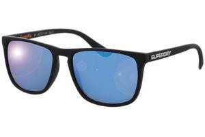 SDS Shockwave 187 rubberised black/blue 55-17
