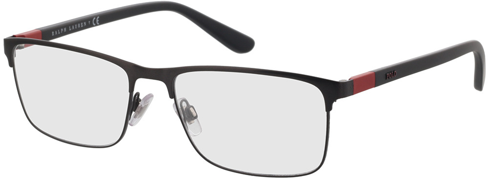 Picture of glasses model Polo Ralph Lauren PH1190 9157 56-17 in angle 330