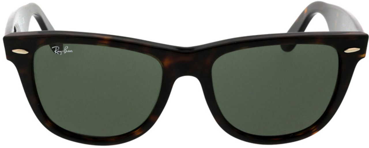 Picture of glasses model Ray-Ban Wayfarer RB2140 902 54-22 in angle 0