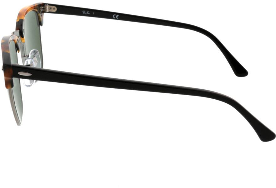 Picture of glasses model Ray-Ban Clubmaster RB3016 1157 51-21 in angle 270